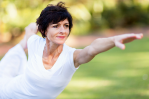 Anti Ageing lifestyles - YOGA